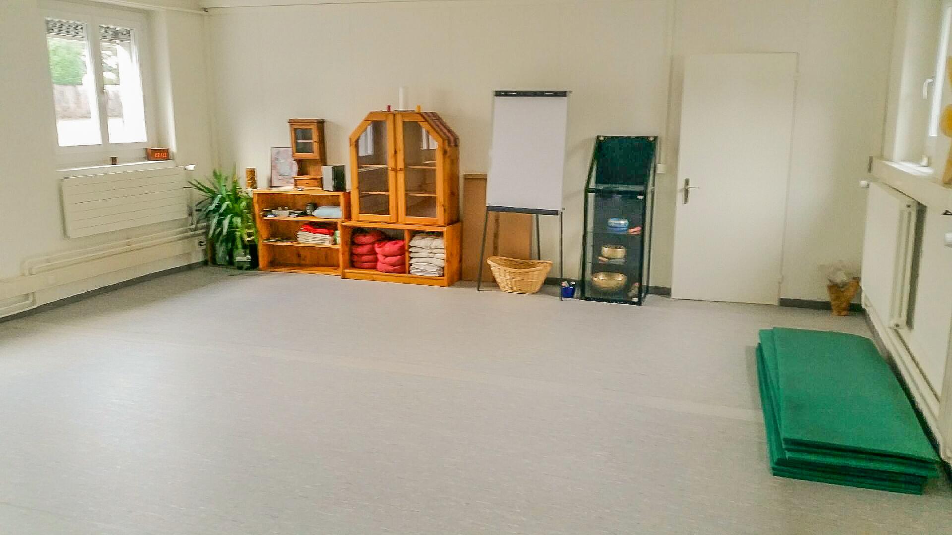 Seminarraum Atelier Turmalin Murten